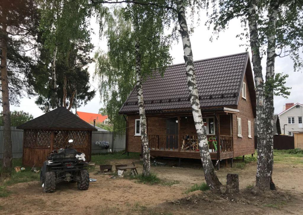 Продажа дома поселок Лесные Поляны, цена 3200000 рублей, 2020 год объявление №479730 на megabaz.ru