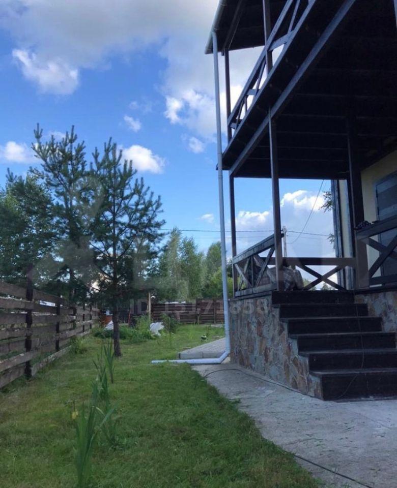Продажа дома село Воскресенское, метро Щелковская, цена 8500000 рублей, 2021 год объявление №500495 на megabaz.ru