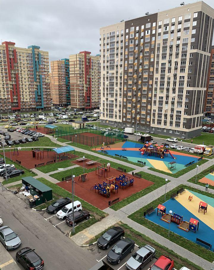 Продажа однокомнатной квартиры деревня Мисайлово, Загородная улица 7, цена 4500000 рублей, 2020 год объявление №505169 на megabaz.ru