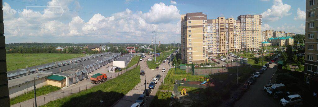 Продажа трёхкомнатной квартиры поселок Аничково, метро Щелковская, цена 7200000 рублей, 2020 год объявление №502978 на megabaz.ru