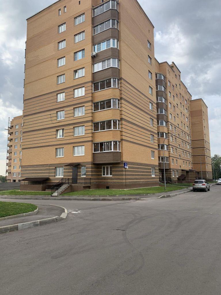 Продажа однокомнатной квартиры село Рождествено, Сиреневый бульвар 1, цена 3100000 рублей, 2021 год объявление №502976 на megabaz.ru