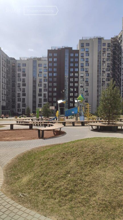 Продажа однокомнатной квартиры деревня Сапроново, метро Домодедовская, цена 4650000 рублей, 2021 год объявление №577048 на megabaz.ru