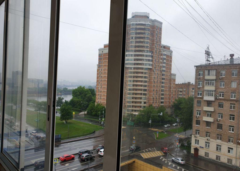 Продажа двухкомнатной квартиры Москва, метро Автозаводская, улица Сайкина 21, цена 13400000 рублей, 2020 год объявление №504435 на megabaz.ru