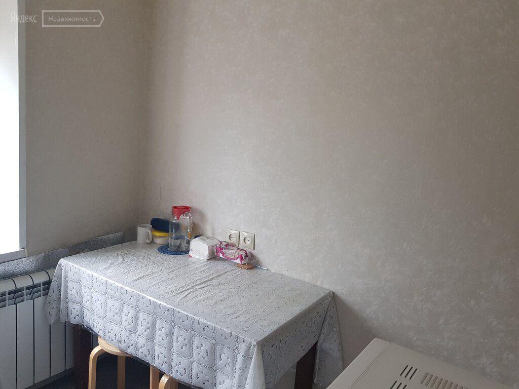 Продажа однокомнатной квартиры Сергиев Посад, Бероунская улица 1, цена 2600000 рублей, 2020 год объявление №502947 на megabaz.ru