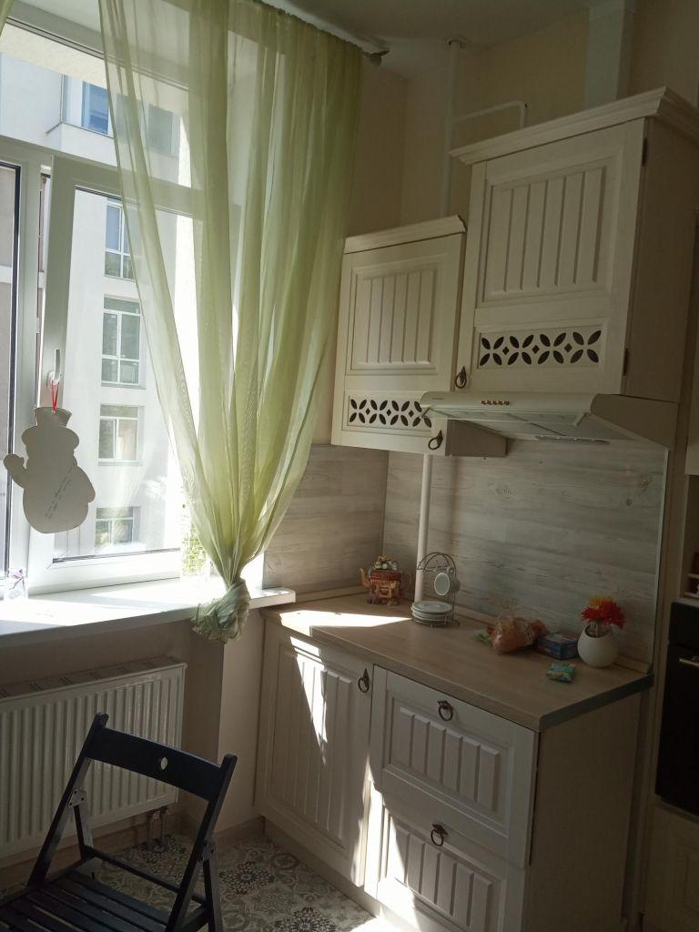 Продажа двухкомнатной квартиры деревня Аристово, цена 6800 рублей, 2020 год объявление №502969 на megabaz.ru