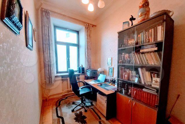 Продажа четырёхкомнатной квартиры Москва, метро Цветной бульвар, Цветной бульвар 22с4, цена 39000000 рублей, 2021 год объявление №547078 на megabaz.ru