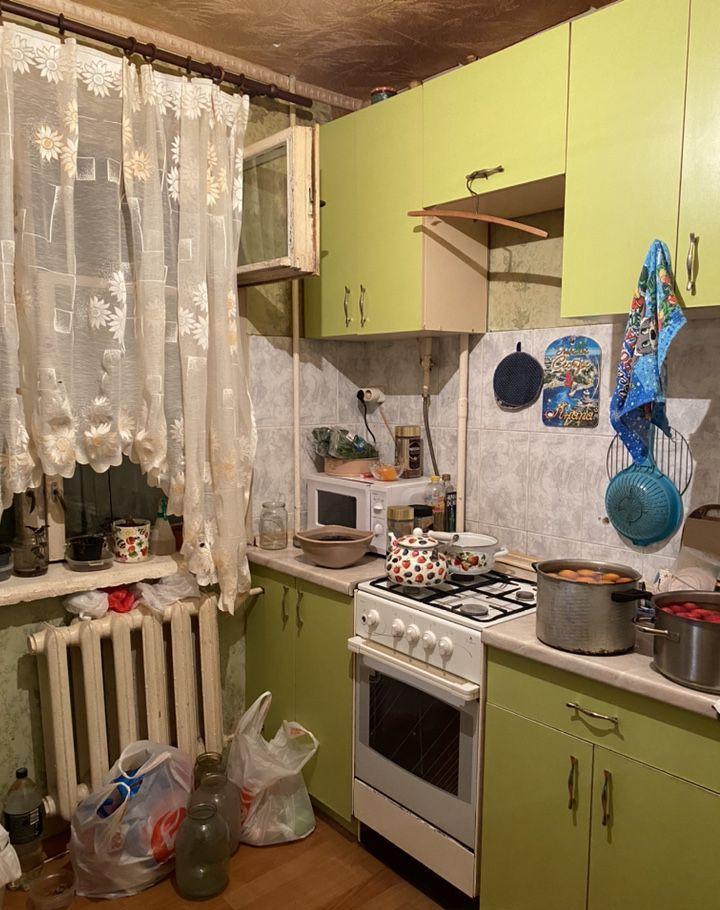 Продажа однокомнатной квартиры Ногинск, улица Советской Конституции 44Б, цена 1670000 рублей, 2020 год объявление №502962 на megabaz.ru