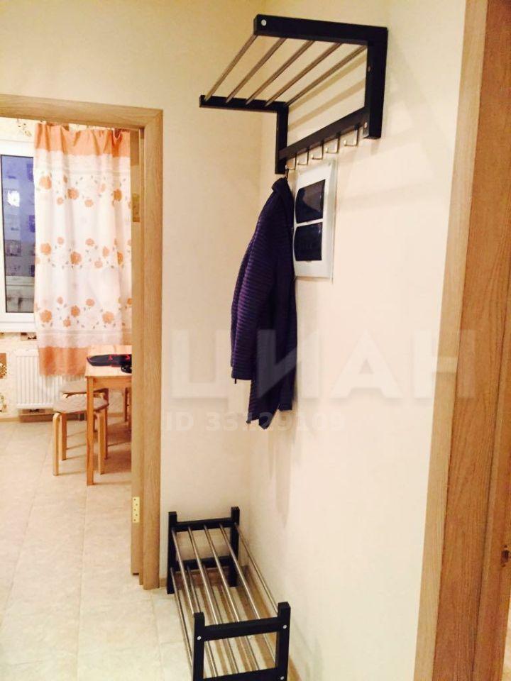 Аренда однокомнатной квартиры деревня Сапроново, цена 23000 рублей, 2020 год объявление №1219484 на megabaz.ru