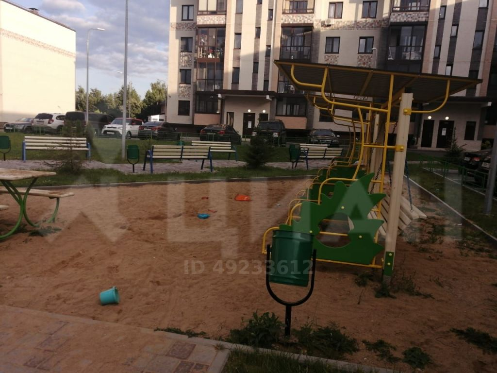 Продажа студии деревня Митькино, Цветочная улица 1, цена 3450000 рублей, 2021 год объявление №506371 на megabaz.ru
