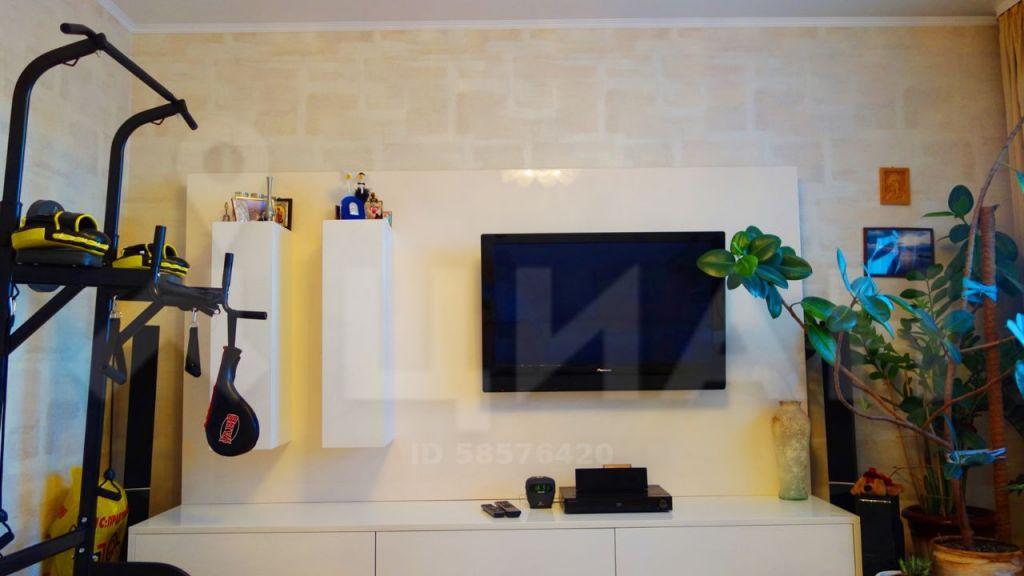 Продажа двухкомнатной квартиры Краснознаменск, улица Победы 6к1, цена 9200000 рублей, 2020 год объявление №503296 на megabaz.ru