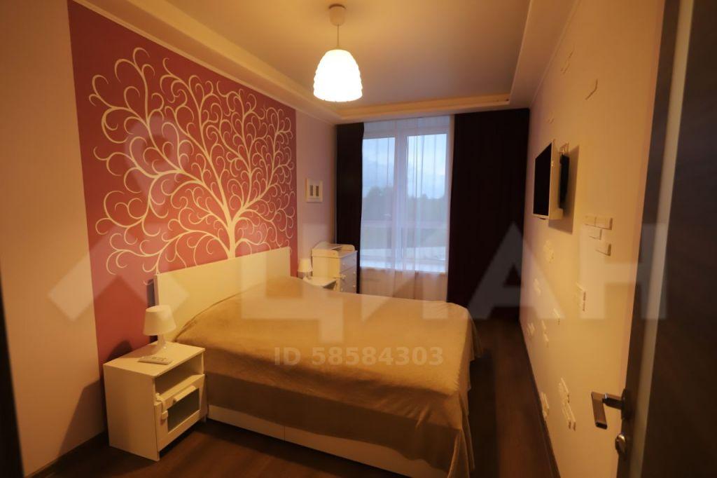 Аренда однокомнатной квартиры Апрелевка, Жасминовая улица 8, цена 27000 рублей, 2020 год объявление №1216643 на megabaz.ru