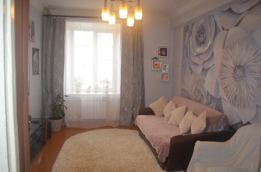 Продажа двухкомнатной квартиры Сергиев Посад, проспект Красной Армии 2А, цена 3700000 рублей, 2020 год объявление №503228 на megabaz.ru
