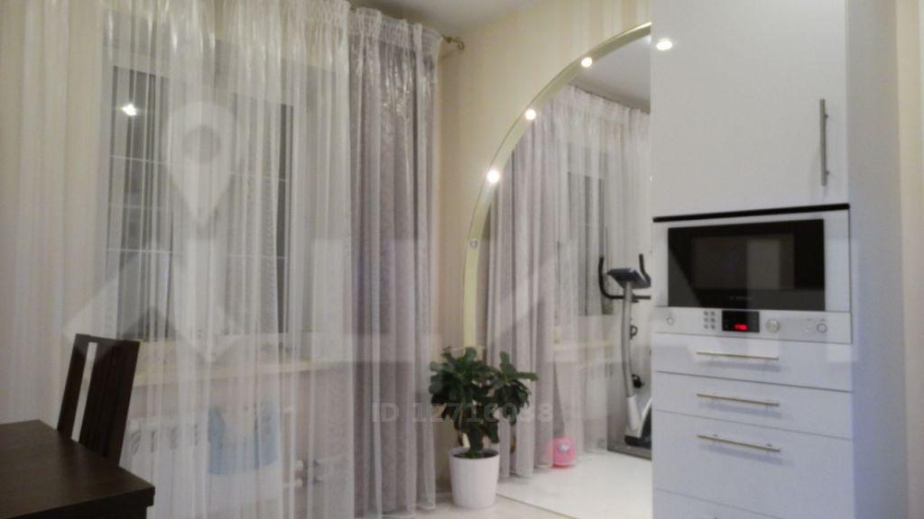 Продажа двухкомнатной квартиры Апрелевка, улица Островского 36, цена 8800000 рублей, 2020 год объявление №503247 на megabaz.ru
