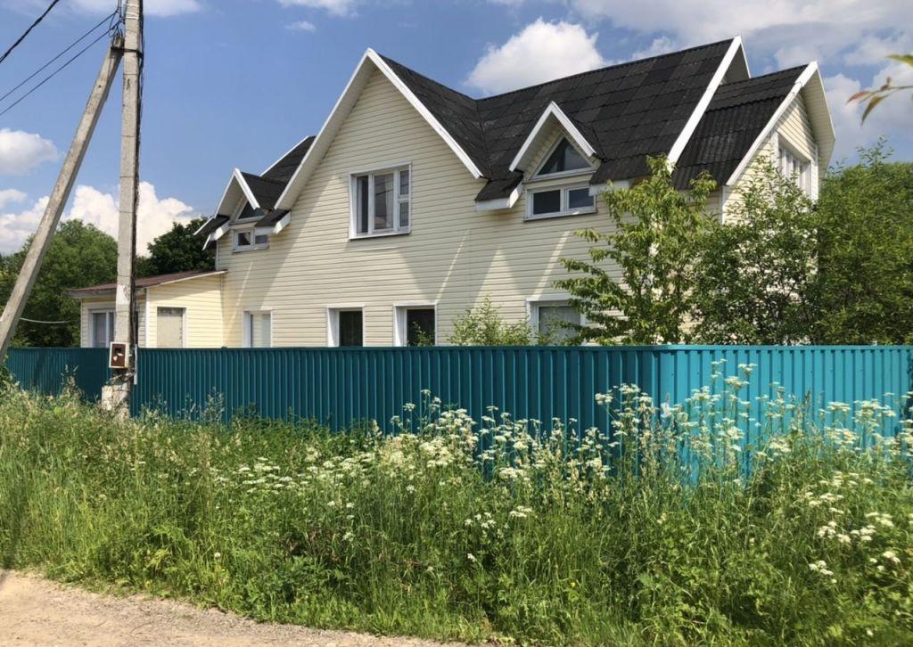Продажа дома село Ершово, цена 7500000 рублей, 2020 год объявление №432131 на megabaz.ru