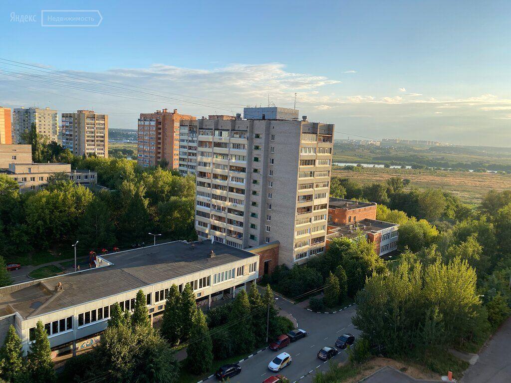 Продажа однокомнатной квартиры Лыткарино, улица Ленина 12, цена 4200000 рублей, 2021 год объявление №503354 на megabaz.ru
