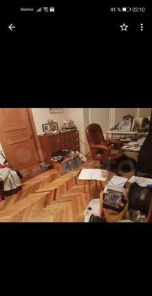 Продажа двухкомнатной квартиры Москва, метро Филевский парк, Большая Филёвская улица 37к2, цена 4000000 рублей, 2021 год объявление №546197 на megabaz.ru