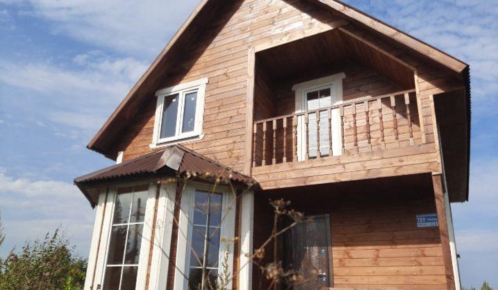 Продажа дома село Бужаниново, Овражная улица, цена 1355000 рублей, 2020 год объявление №503648 на megabaz.ru