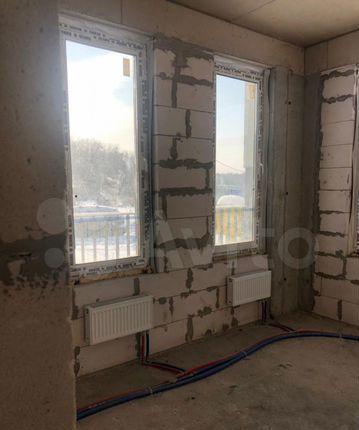 Продажа однокомнатной квартиры поселок Мещерино, цена 4300000 рублей, 2021 год объявление №577142 на megabaz.ru