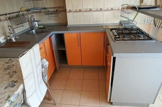 Продажа однокомнатной квартиры Яхрома, Парковая улица 6, цена 2457900 рублей, 2020 год объявление №503585 на megabaz.ru