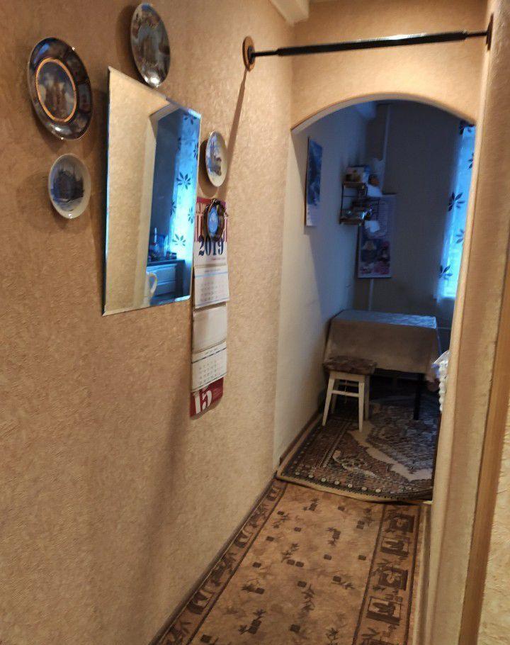 Продажа двухкомнатной квартиры Волоколамск, улица Космонавтов 7, цена 2300000 рублей, 2020 год объявление №506760 на megabaz.ru