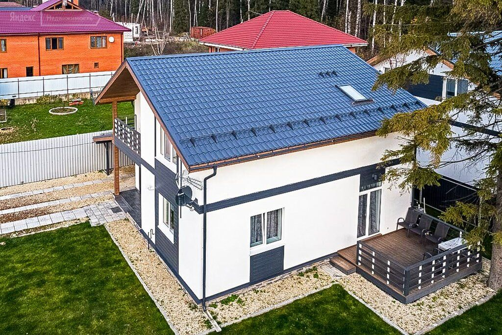 Продажа дома деревня Горки, Крайняя улица, цена 13500000 рублей, 2020 год объявление №505801 на megabaz.ru