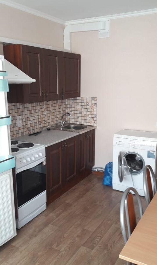 Аренда однокомнатной квартиры деревня Большие Жеребцы, цена 15000 рублей, 2021 год объявление №1224877 на megabaz.ru