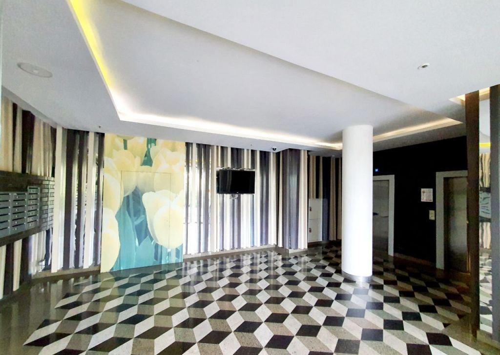 Аренда двухкомнатной квартиры деревня Подолино, улица Некрасова 8, цена 28000 рублей, 2020 год объявление №1218453 на megabaz.ru