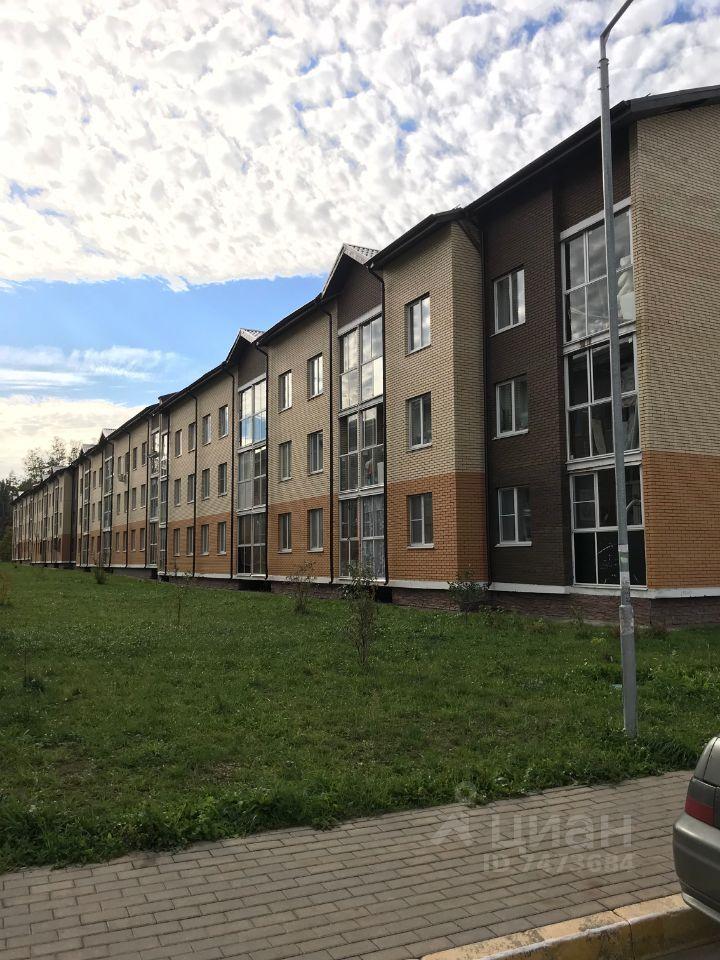 Продажа однокомнатной квартиры деревня Мотяково, цена 6000000 рублей, 2021 год объявление №636654 на megabaz.ru