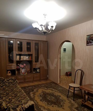 Аренда двухкомнатной квартиры Кашира, улица Мира 7, цена 17000 рублей, 2021 год объявление №1282400 на megabaz.ru