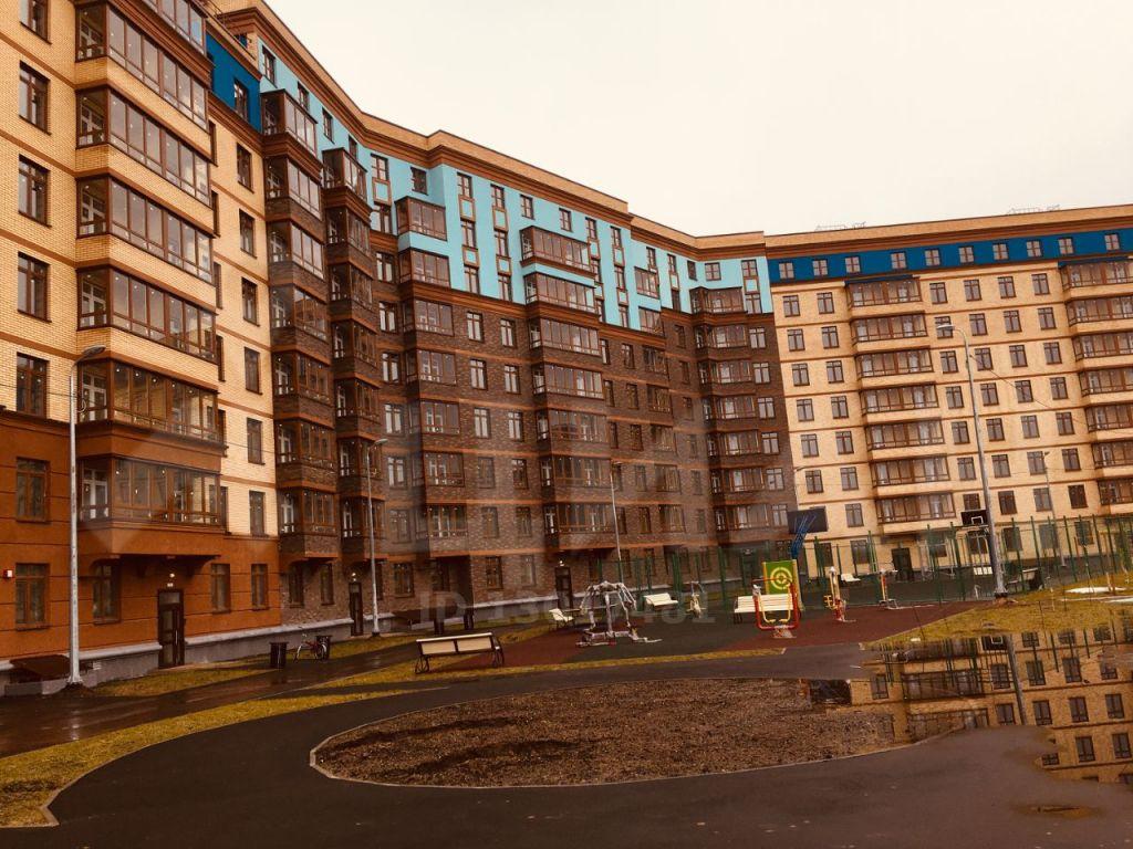 Продажа однокомнатной квартиры деревня Сабурово, метро Пятницкое шоссе, Парковая улица 27, цена 3450000 рублей, 2020 год объявление №503417 на megabaz.ru