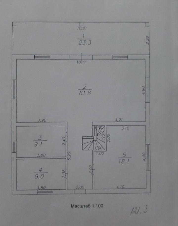 Продажа дома деревня Афанасово, цена 3650000 рублей, 2020 год объявление №393058 на megabaz.ru