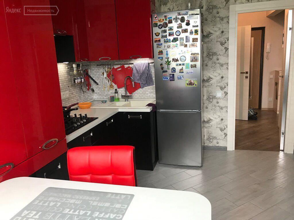 Продажа однокомнатной квартиры деревня Чёрная, Широкая улица 19, цена 4650000 рублей, 2021 год объявление №375042 на megabaz.ru