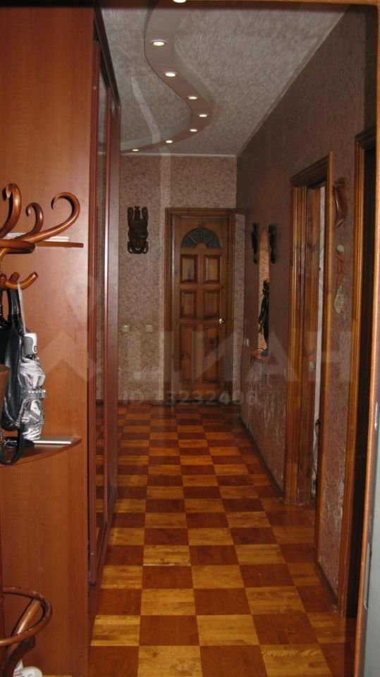Продажа трёхкомнатной квартиры Дубна, метро Савеловская, улица Правды 22, цена 7200000 рублей, 2021 год объявление №382784 на megabaz.ru