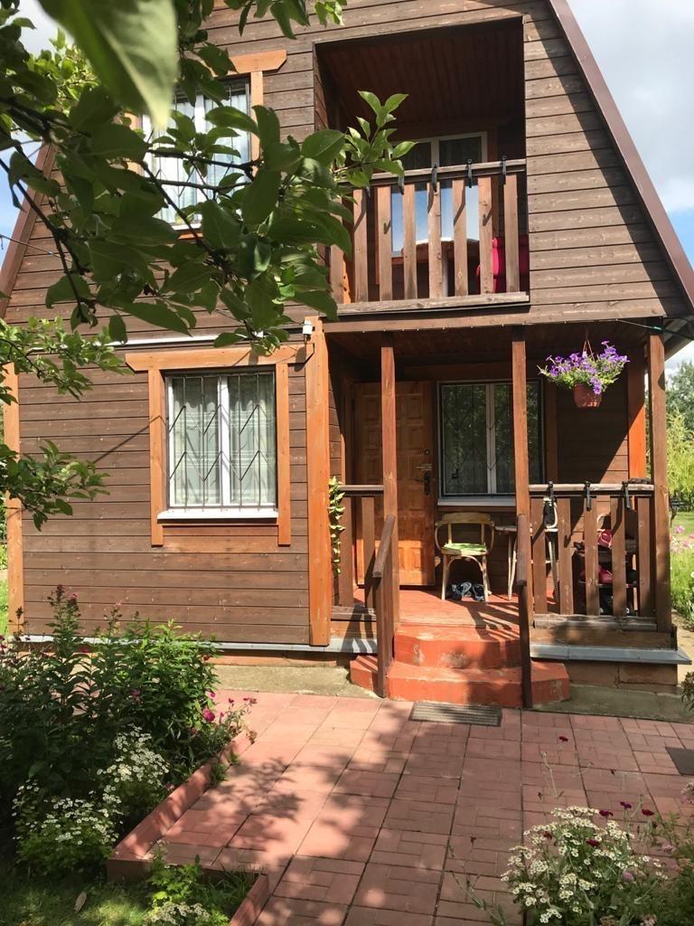 Продажа дома поселок Образцово, цена 2500000 рублей, 2021 год объявление №504275 на megabaz.ru