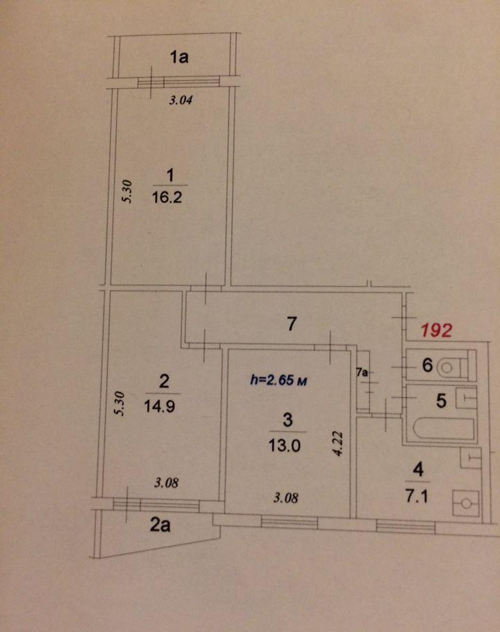 Продажа трёхкомнатной квартиры Москва, метро Южная, Чертановская улица 15, цена 10900000 рублей, 2021 год объявление №504347 на megabaz.ru