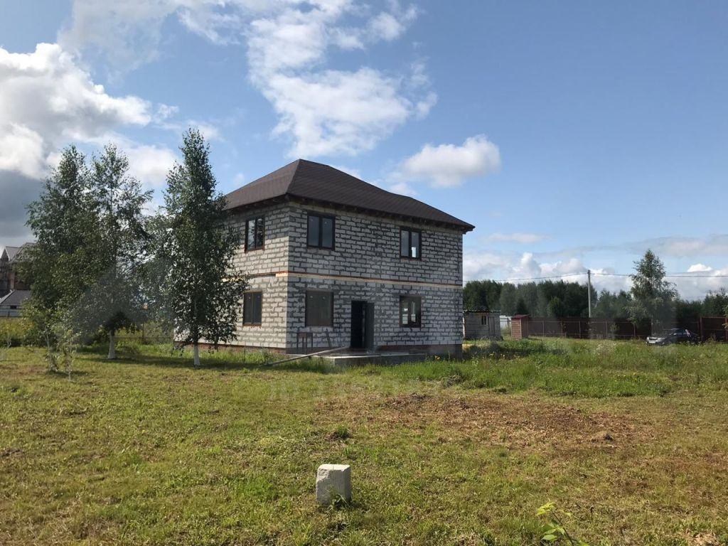 Продажа дома деревня Алексеевка, цена 6550000 рублей, 2021 год объявление №480573 на megabaz.ru