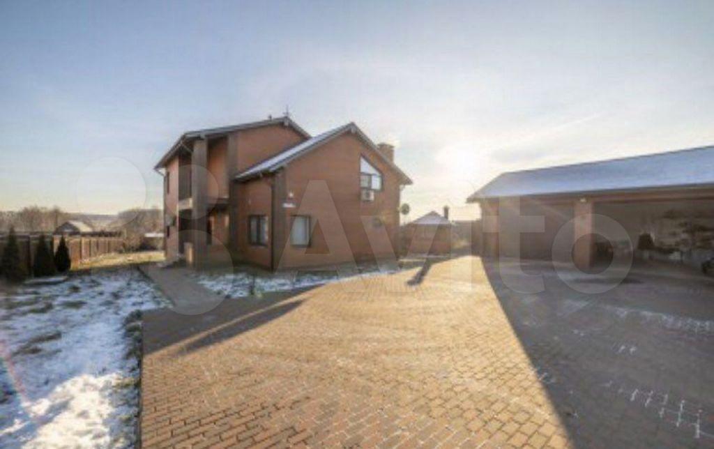 Продажа дома деревня Новосёлки, цена 15250000 рублей, 2021 год объявление №615450 на megabaz.ru