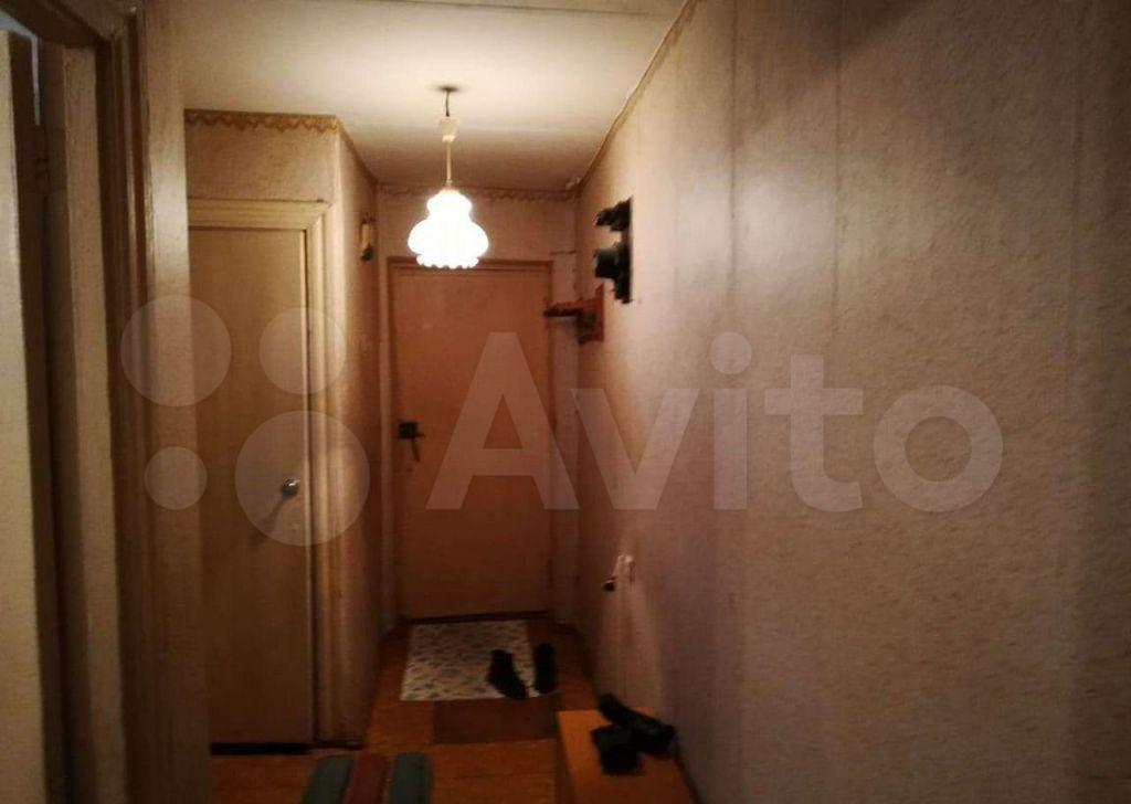 Продажа двухкомнатной квартиры Голицыно, 1-й Рабочий переулок 31В, цена 2500000 рублей, 2021 год объявление №599916 на megabaz.ru