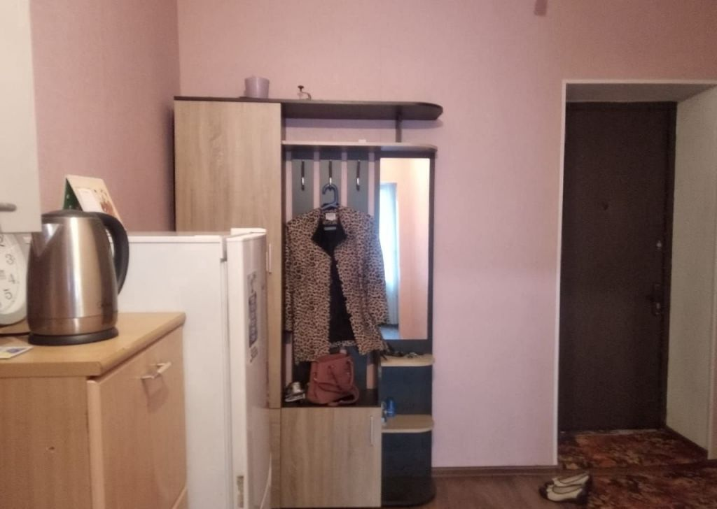 Аренда однокомнатной квартиры деревня Бородино, Варшавское шоссе 80, цена 1500 рублей, 2021 год объявление №1218767 на megabaz.ru