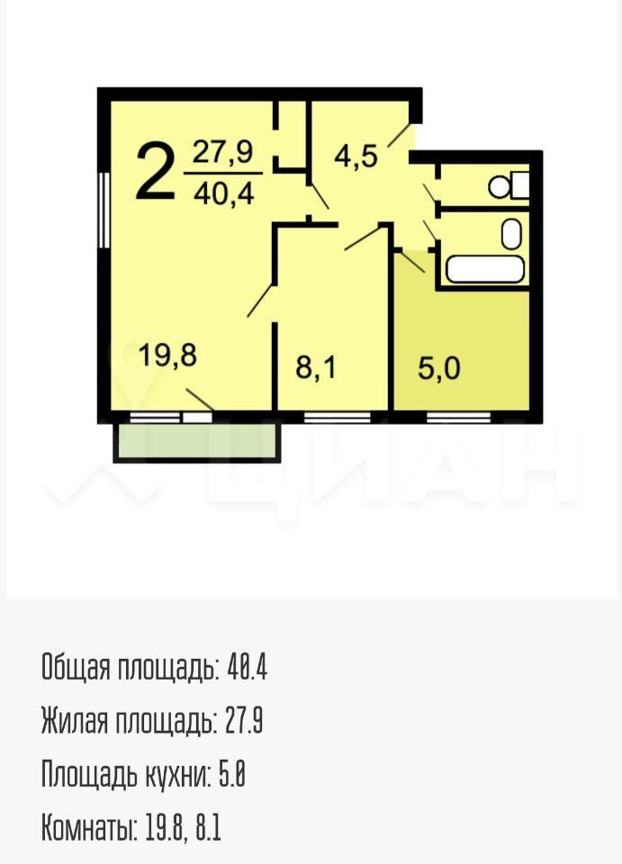 Продажа двухкомнатной квартиры Москва, метро Савеловская, Угловой переулок 21, цена 14000000 рублей, 2020 год объявление №504106 на megabaz.ru