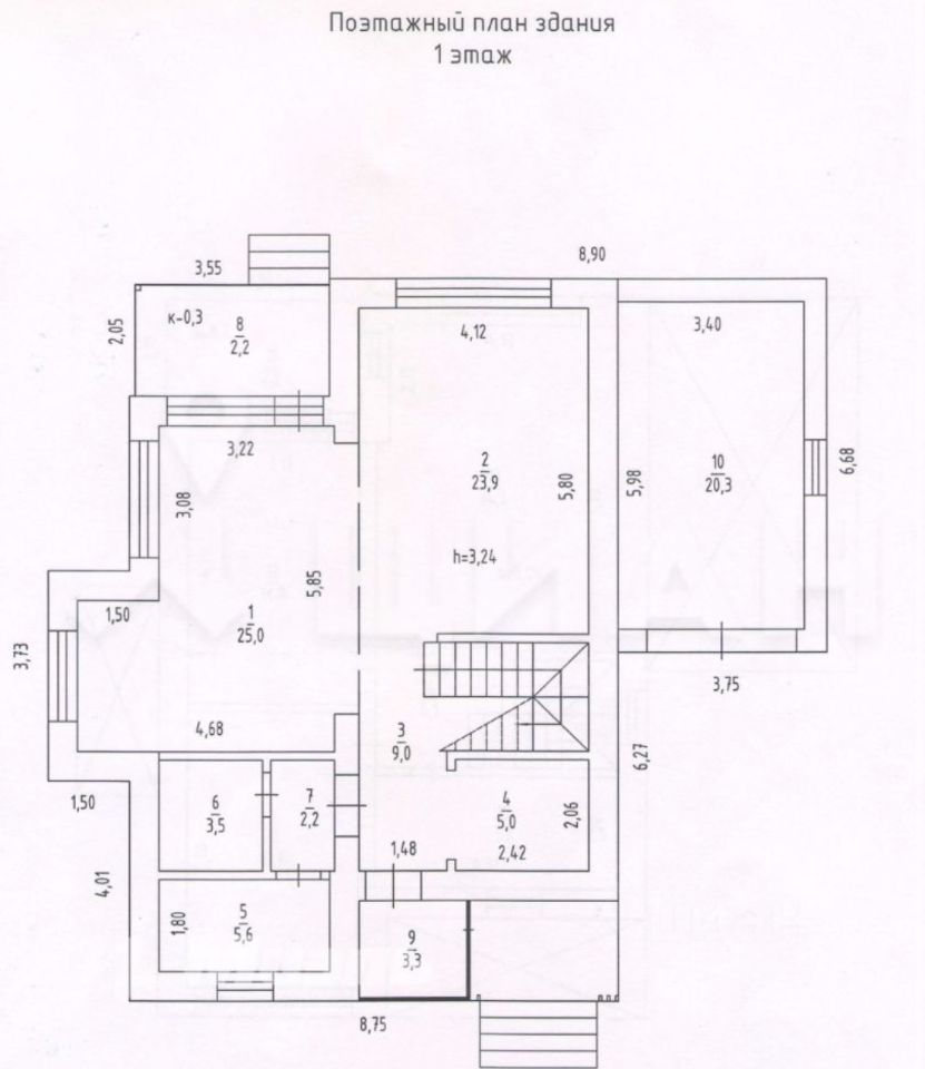 Продажа дома деревня Пятница, цена 23000000 рублей, 2021 год объявление №646960 на megabaz.ru