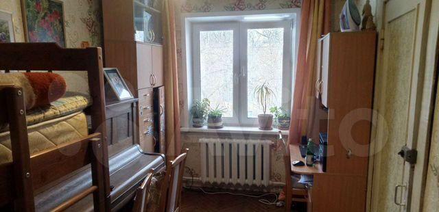 Продажа двухкомнатной квартиры Сергиев Посад, улица Дружбы 3, цена 3200000 рублей, 2021 год объявление №596921 на megabaz.ru