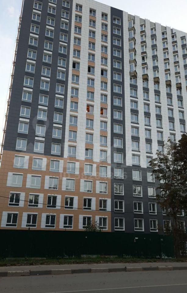 Продажа однокомнатной квартиры Лыткарино, цена 3200000 рублей, 2021 год объявление №503846 на megabaz.ru