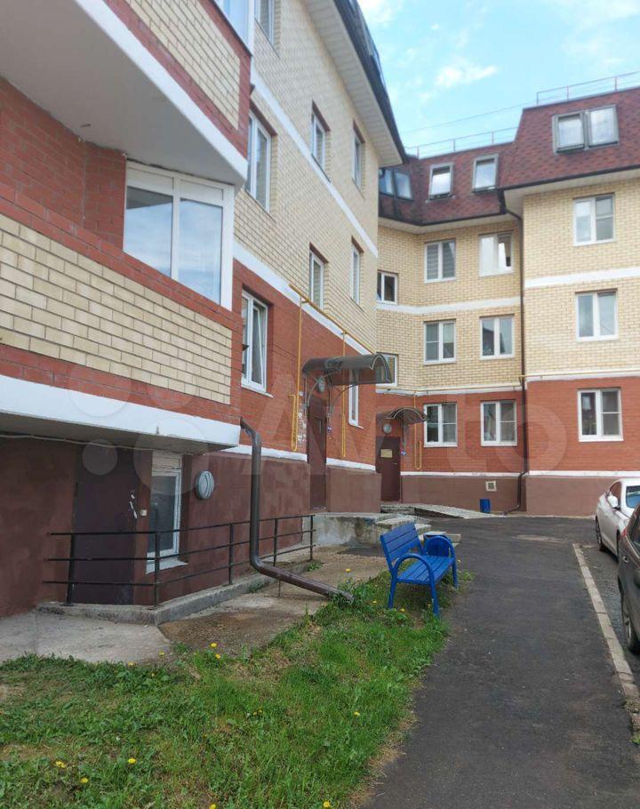 Аренда однокомнатной квартиры Клин, Клинская улица 52к2, цена 20 рублей, 2021 год объявление №1428445 на megabaz.ru