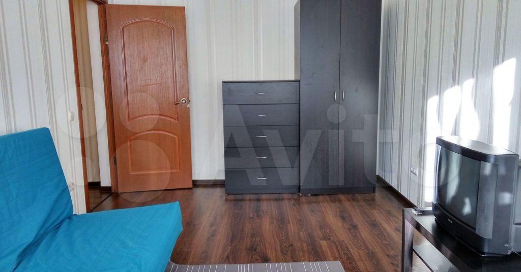Продажа однокомнатной квартиры Краснознаменск, Краснознамённая улица 4, цена 4700000 рублей, 2021 год объявление №697412 на megabaz.ru