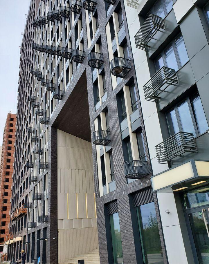 Продажа однокомнатной квартиры Москва, метро Фили, цена 10890000 рублей, 2021 год объявление №486891 на megabaz.ru