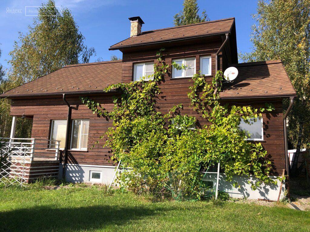 Продажа дома деревня Пуршево, Полевая улица 5, цена 6900000 рублей, 2021 год объявление №695242 на megabaz.ru