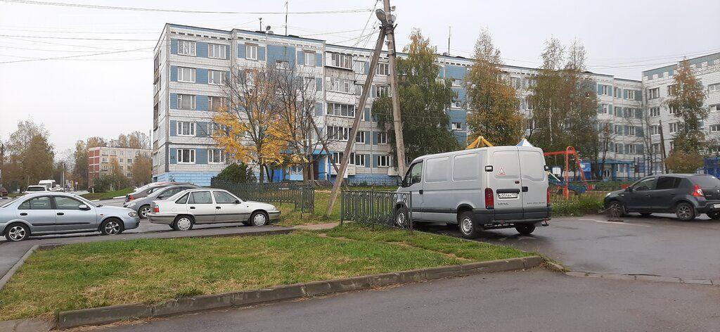 Продажа трёхкомнатной квартиры деревня Чашниково, цена 4700000 рублей, 2021 год объявление №518805 на megabaz.ru