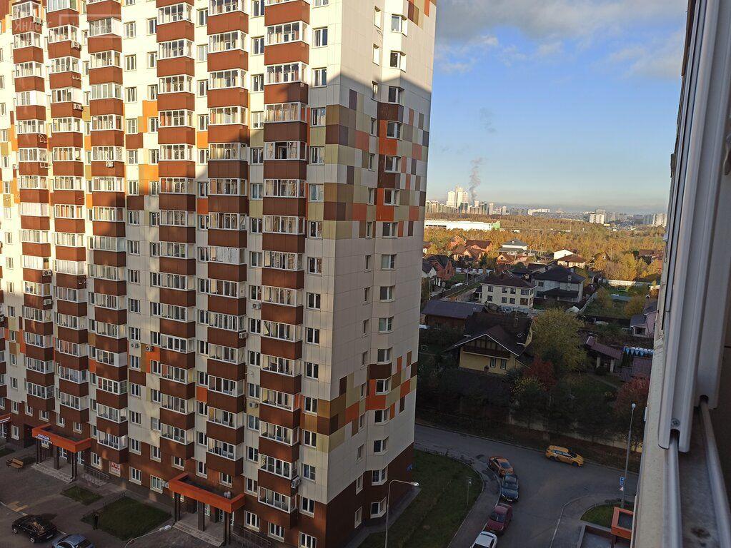 Продажа однокомнатной квартиры Видное, метро Царицыно, бульвар Зелёные Аллеи 14, цена 5900000 рублей, 2021 год объявление №687111 на megabaz.ru