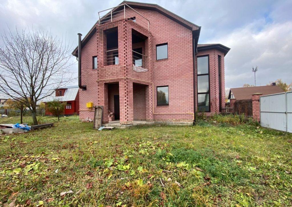 Продажа дома поселок Новый Городок, цена 9000000 рублей, 2021 год объявление №523383 на megabaz.ru